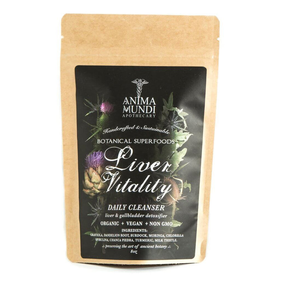 ANIMA MUNDI Liver Vitality, Ingestible, ANIMA MUNDI, Luvi Beauty & Wellness
