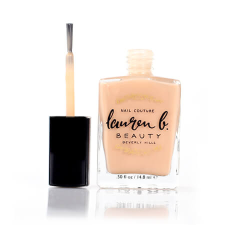 LAUREN B Nail Perfecter Base Coat, NAIL POLISH, LAUREN B, Luvi Beauty & Wellness