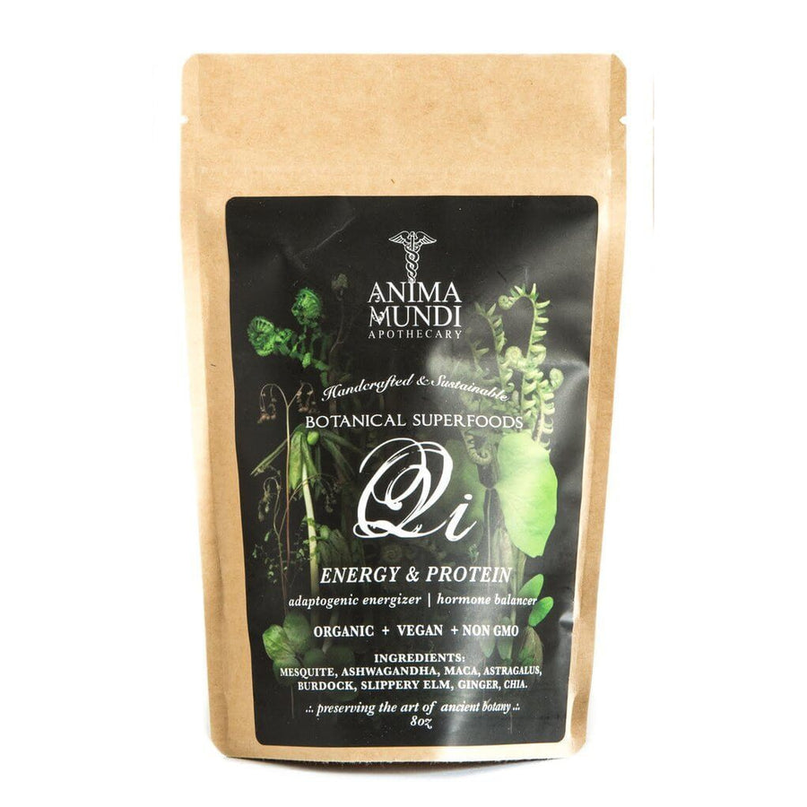ANIMA MUNDI Qi Energy & Protein Superpowder, Ingestible, ANIMA MUNDI, Luvi Beauty & Wellness