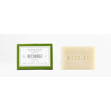 WOODLOT Soap Bar - Recharge-Body Cleanser-Luvi Beauty & Wellness