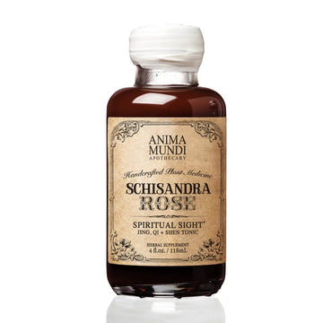 ANIMA MUNDI Schisandra - Rose Elixir-Ingestible-Luvi Beauty & Wellness