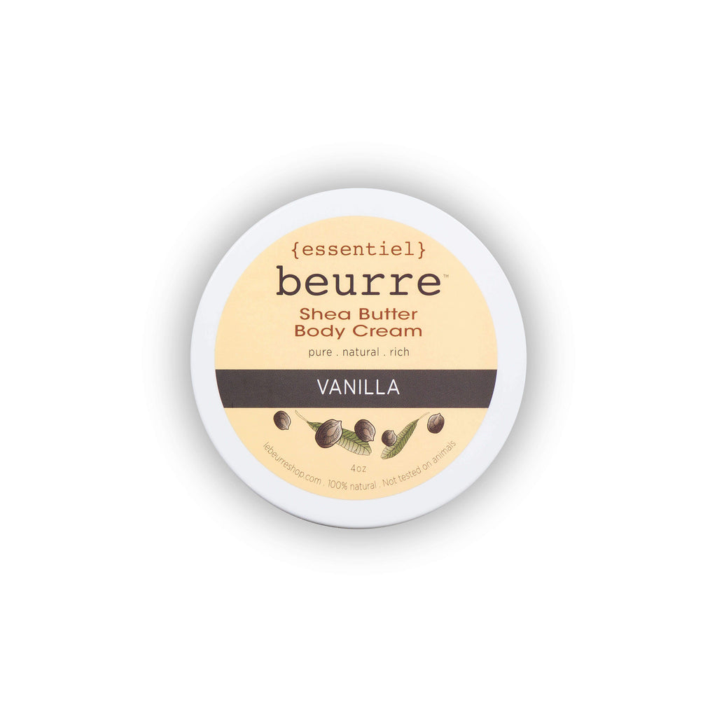 BEURRE Essential Shea Butter Body Cream, Body Moisturizer, BEURRE, Luvi Beauty
