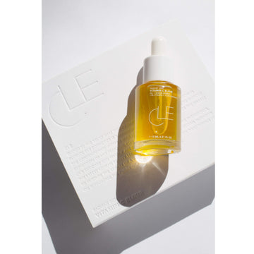 CLE Vitamin C Elixir-Facial Serum-Luvi Beauty & Wellness