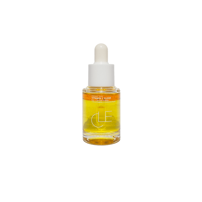 CLE Vitamin C Elixir, Facial Serum, CLE, Luvi Beauty & Wellness