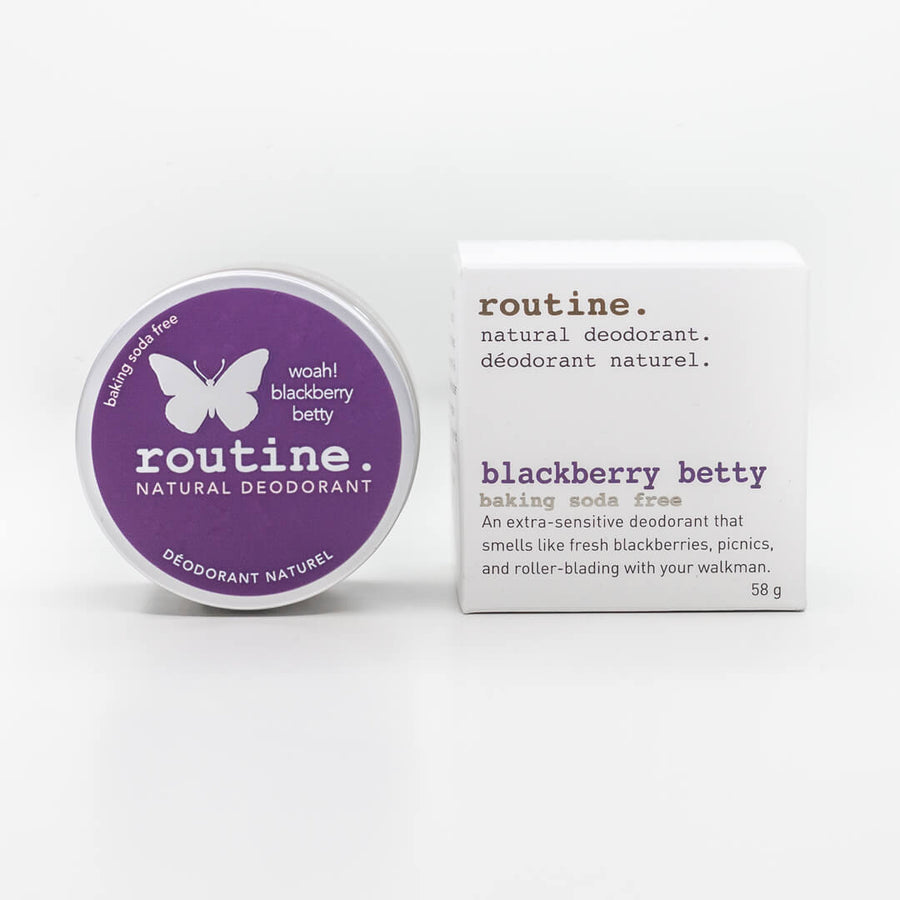 ROUTINE Naturals Cream Deodorant - Baking Soda Free, DEODORANT, ROUTINE NATURALS, Luvi Beauty & Wellness