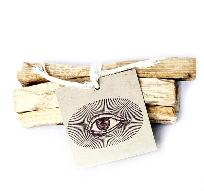 ANIMA MUNDI Palo Santo Sacred Wood Smudge-INCENSE-Luvi Beauty & Wellness
