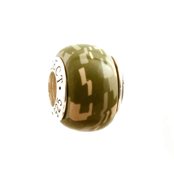 Army Digital Camo Charm