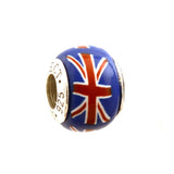 Great Britain Flag Charm