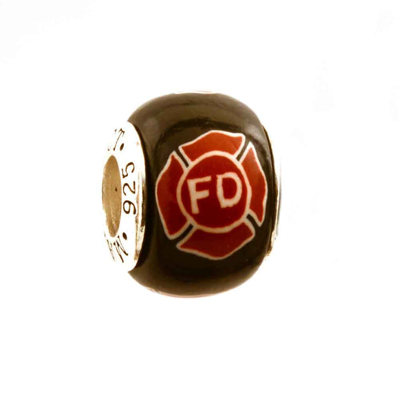 Fire Department Charm