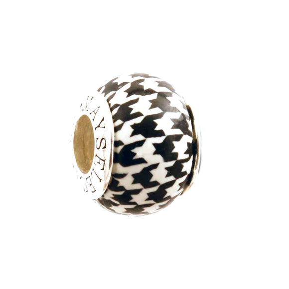 Houndstooth - Black & White Charm