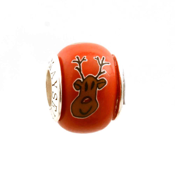 Rudolph on Red Charm