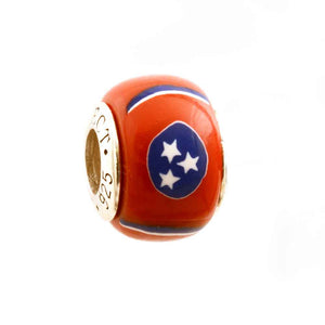 Tennessee Flag Charm