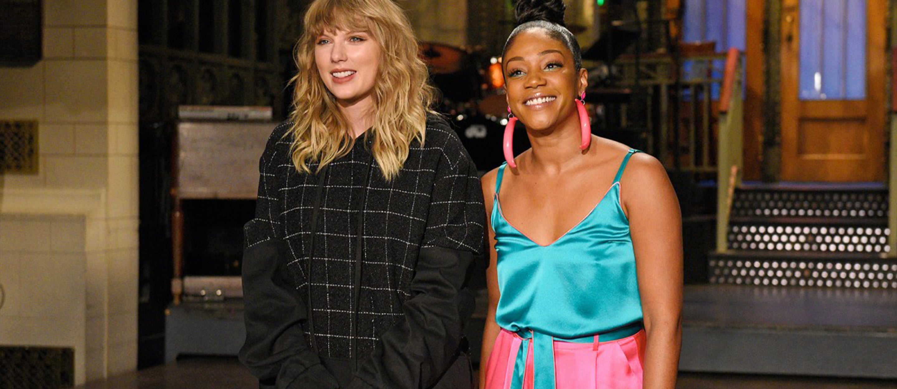 Taylor Swift on Saturday Night Live