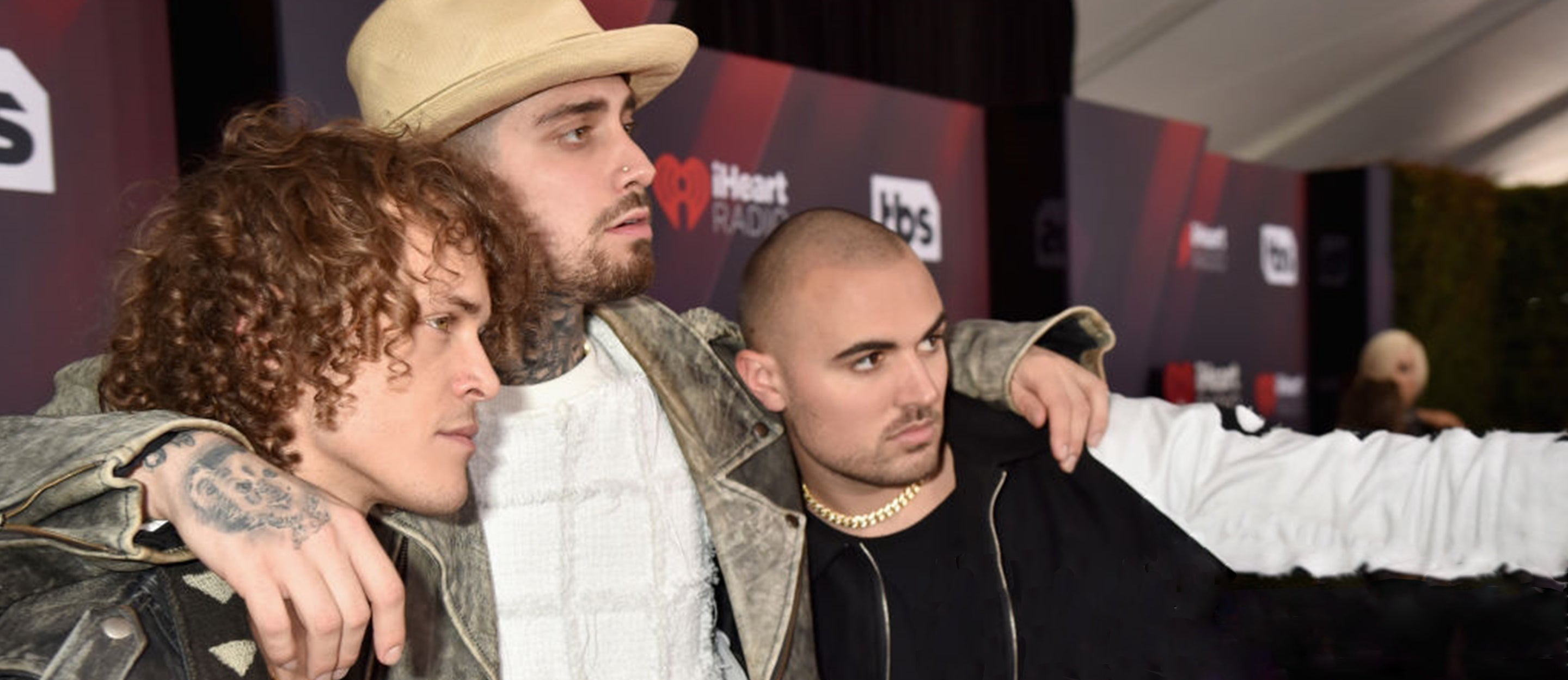 Cheat Codes at iHeart Radio awards