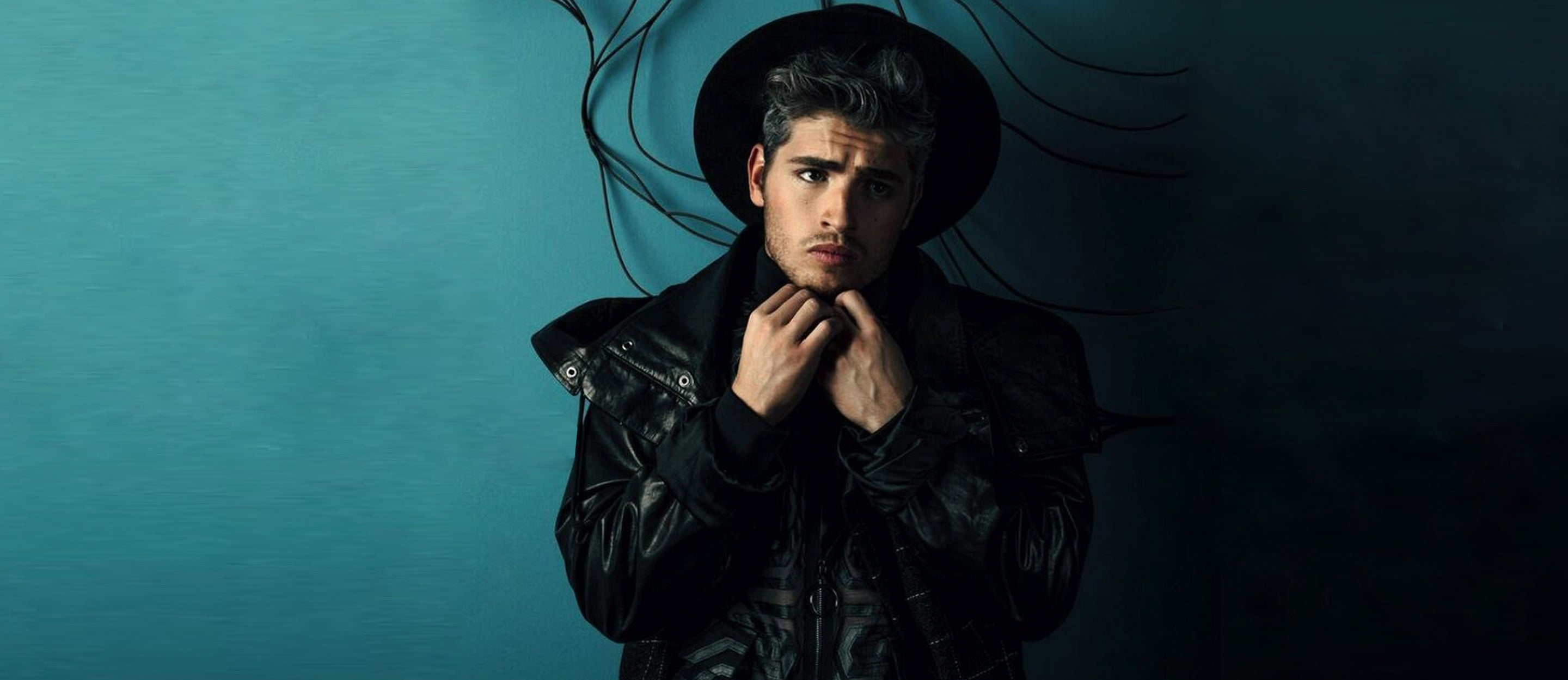 Gregg Sulkin for Rogue Magazine