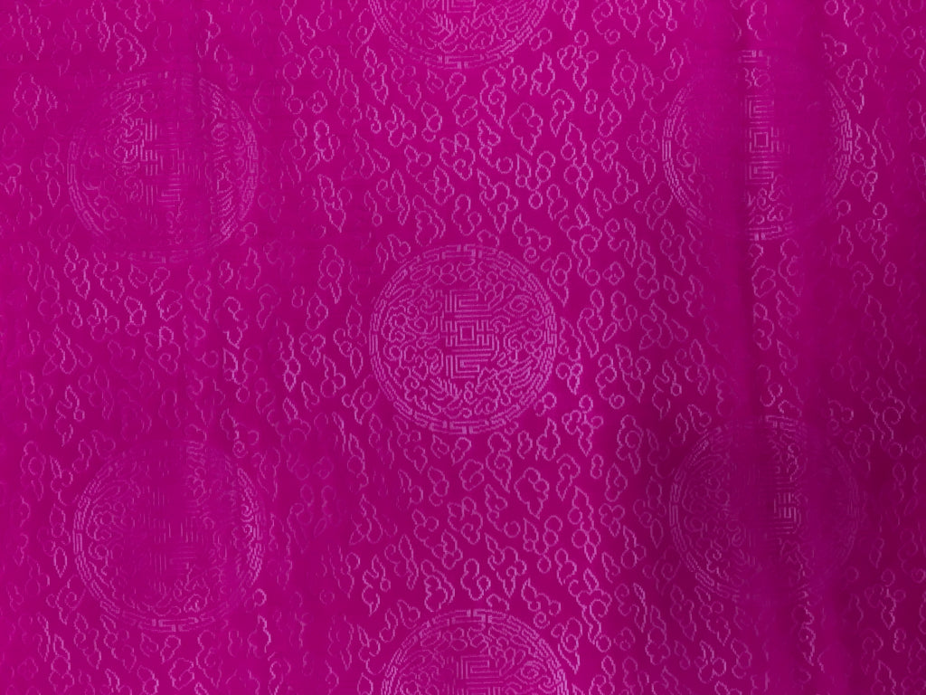 Pink Korean Silk