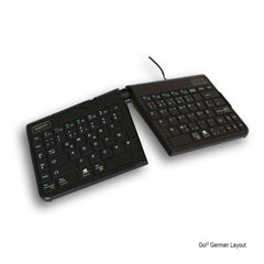 Goldtouch Go!2 Wired UK Layout | PC and Mac
