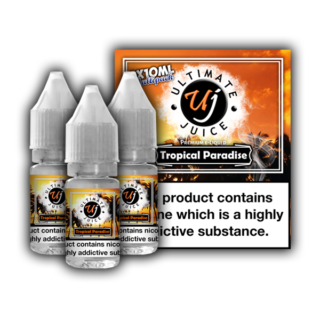 Ultimate Juice Tropical Paradise 3x10ml