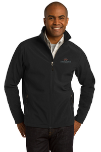 Port Authority Core Soft Shell Jacket (Black)