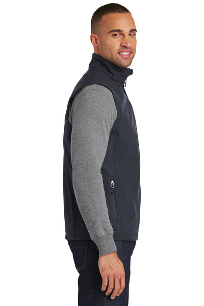 Port Authority® Core Soft Shell Vest - Battleship Grey