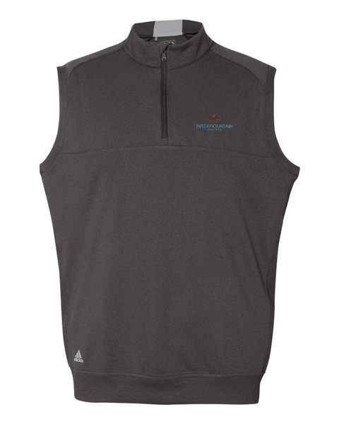 Adidas - Quarter-Zip Club Vest