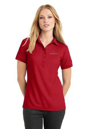 Women's Ogio Polo (Signal Red)