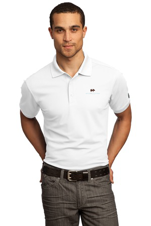 Men's Ogio Polo (White)