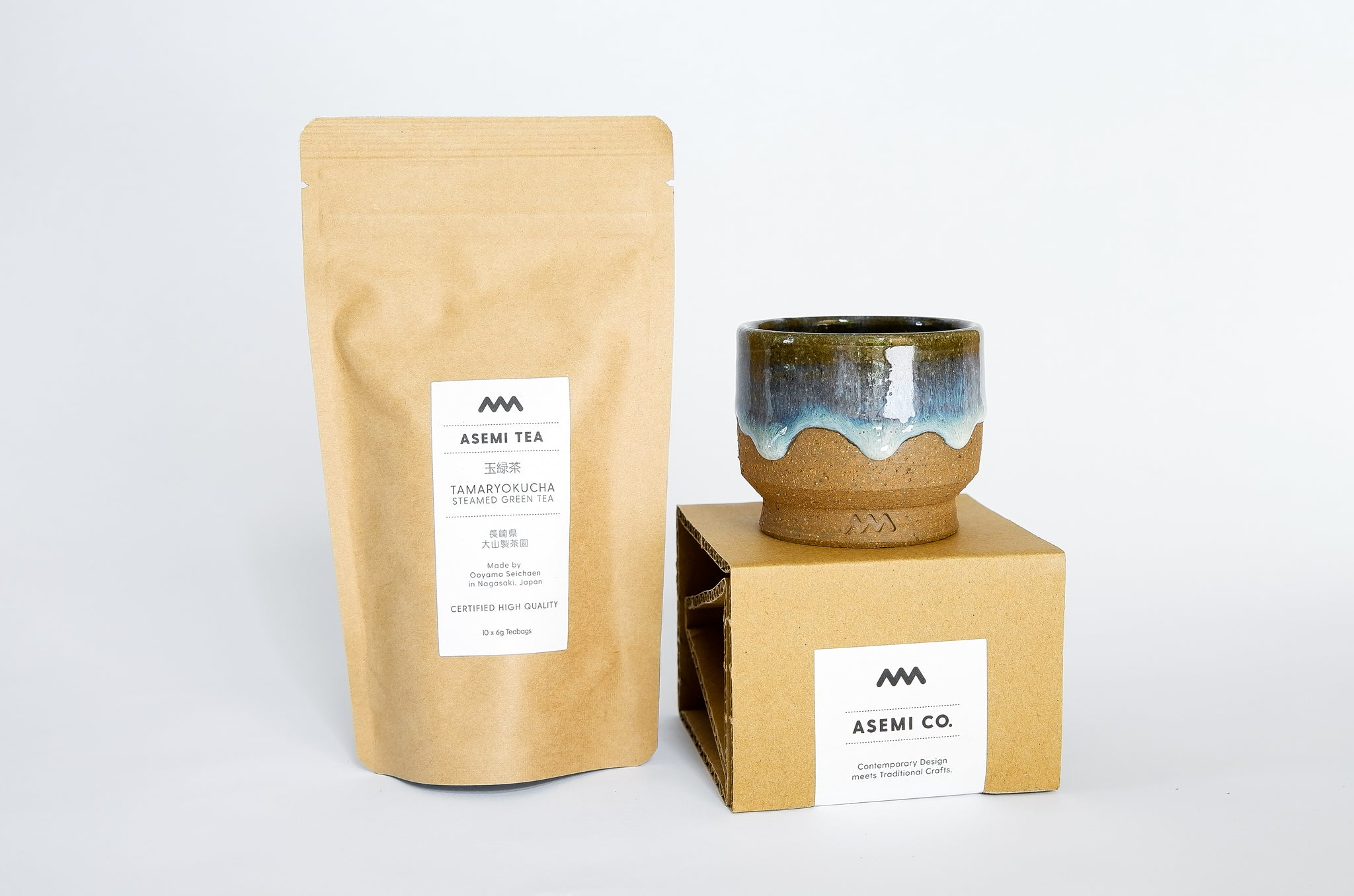 Tea & Cup Combo Package