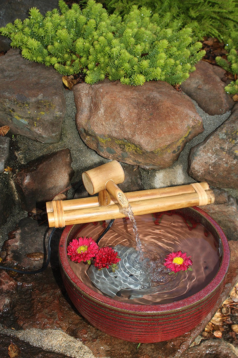 "Bamboo Accents 12"" Classic Spout and Pump Kit"