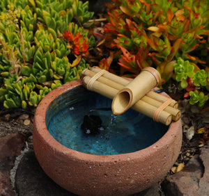 fountain patio decor