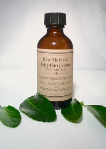 Live Natural Egyptian Cotton Perfume Body Oil