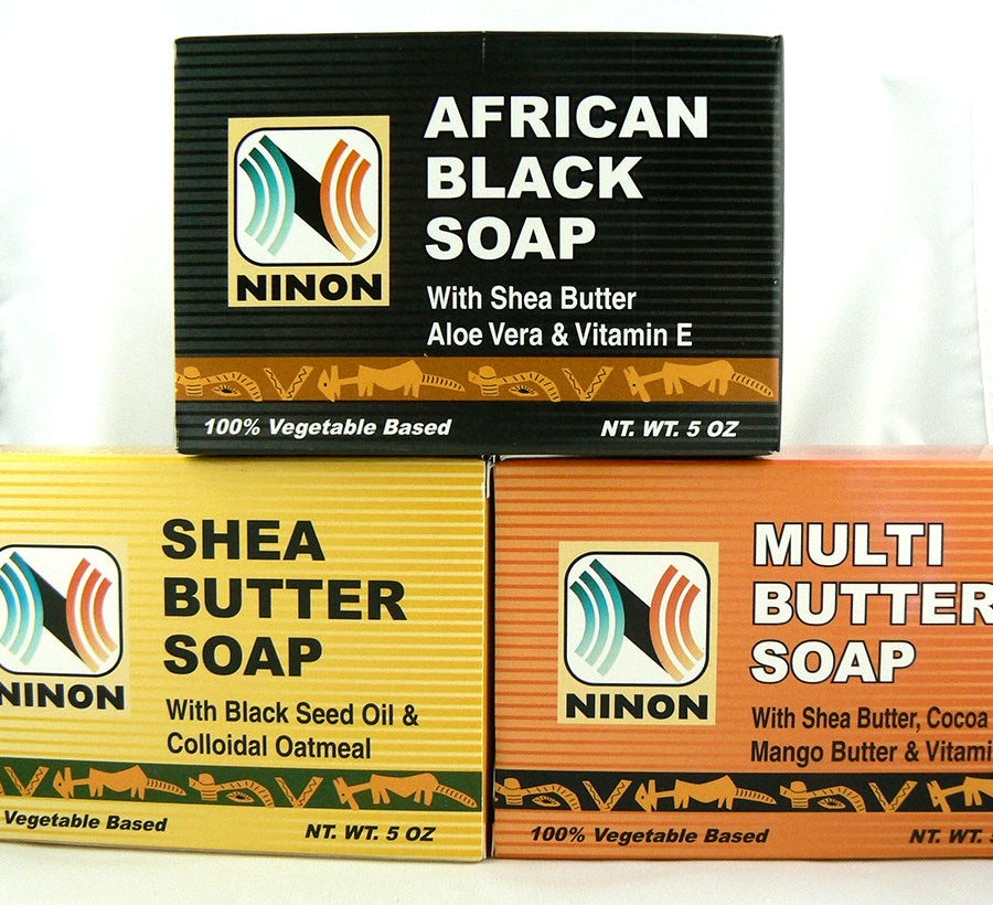 Ninon African Black Soap