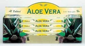 Tulasi Aloe Vera Incense Packs