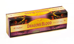 Tulasi Dragon's Blood Incense Packs