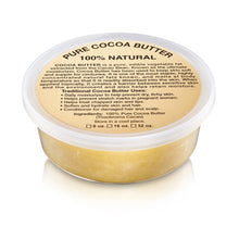 100% Raw Cocoa Butter