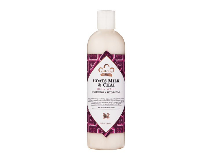 Nubian Heritage Goats Milk and Chai Body Lotion