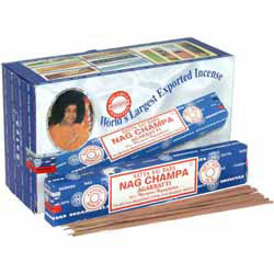 Satya Saibaba Nagchampa Incense Packs
