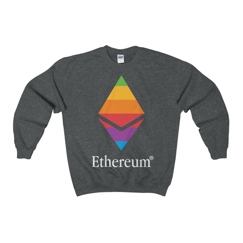 Ethereum X Apple Alternate // Crewneck Sweatshirt