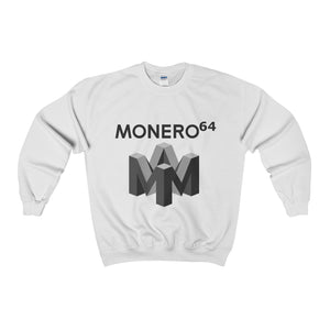 Monero X Nintendo 64 Alternate //  Crewneck Sweatshirt