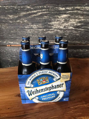 Weihenstephaner lager 6 pack