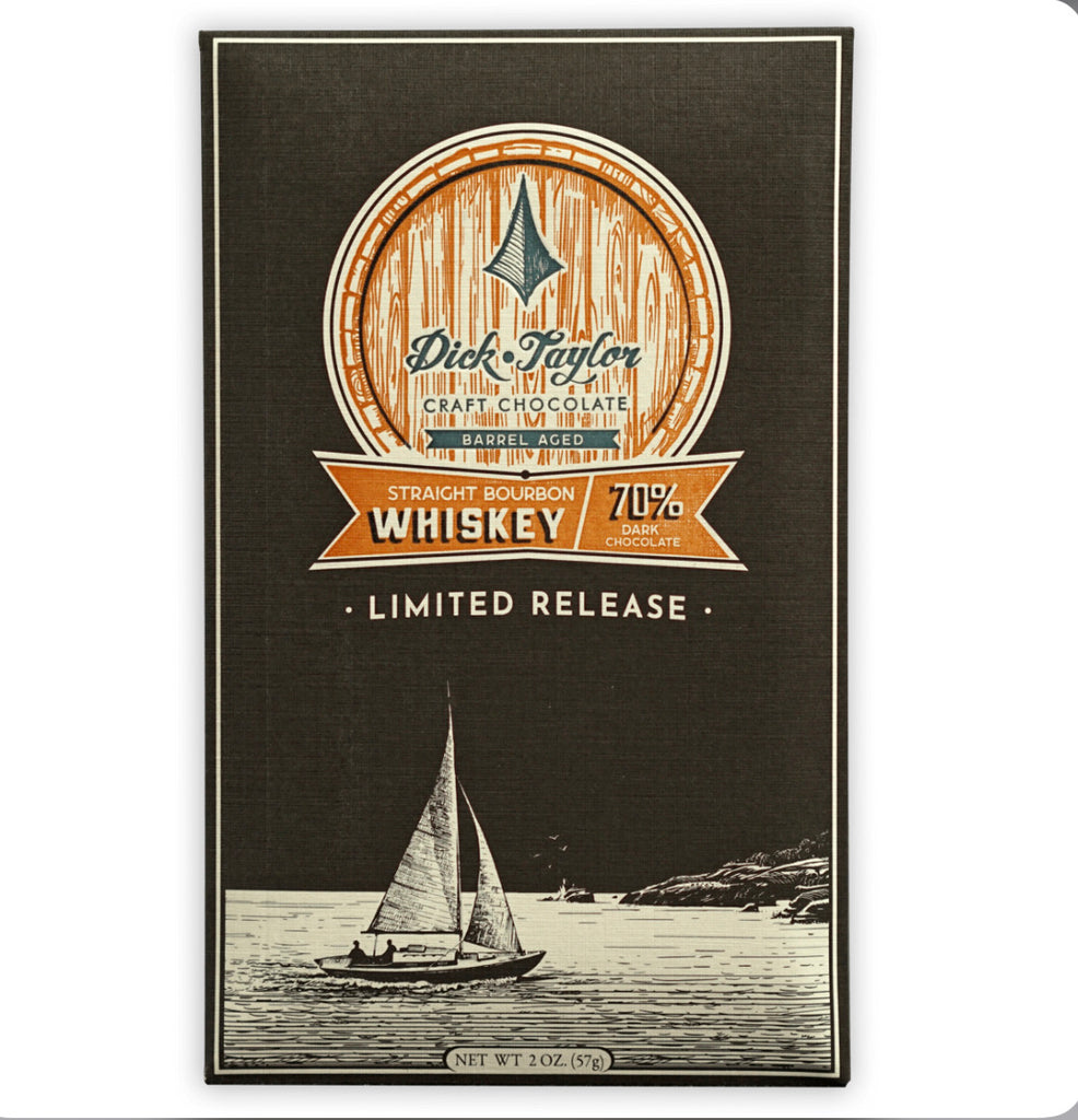 Dick Taylor Whiskey Chocolate