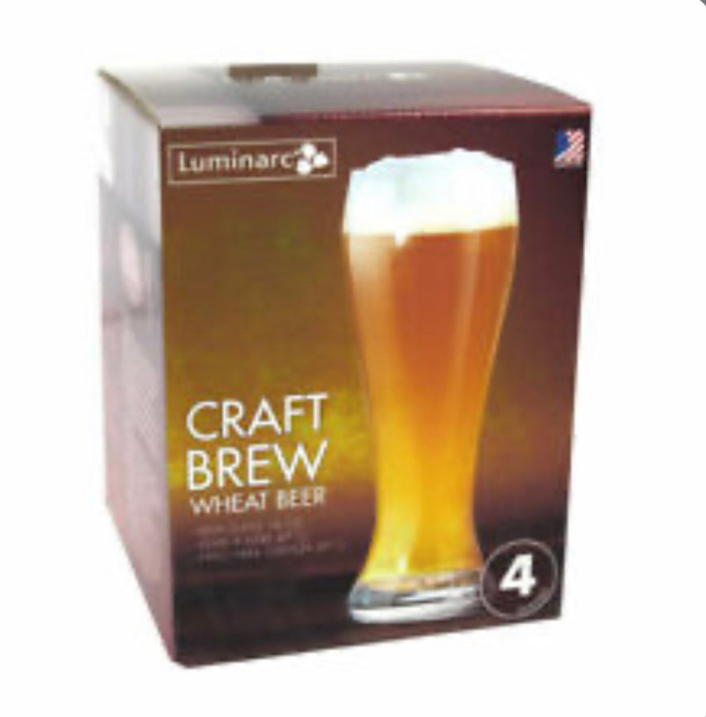 luminarc craft brew wheat beer