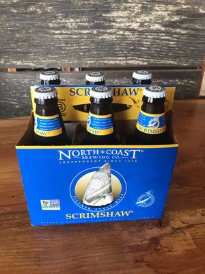 North Coast Scrimshaw Pilsner (6 pack)