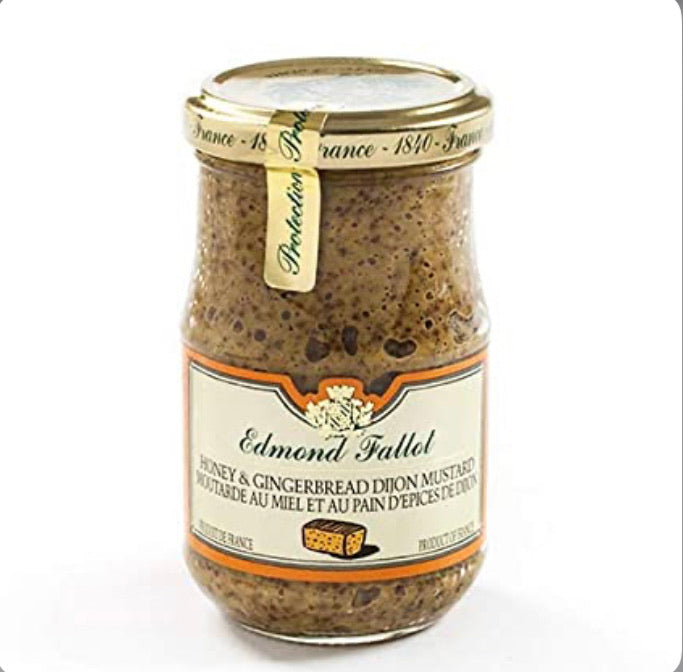 Edmond Fallot Honey Gingerbread Mustard