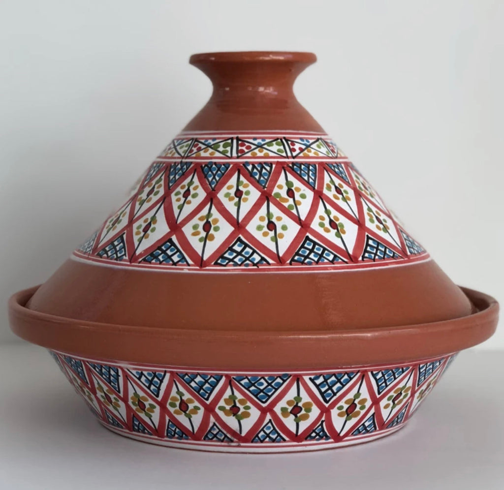 Tunisian Tagine Clay Cooking - Large