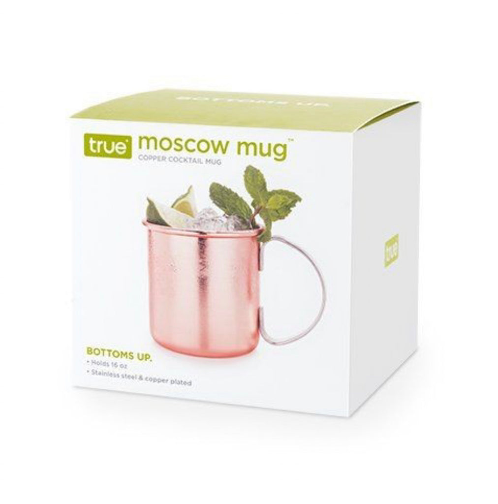 TRUE Moscow Mug Copper Cocktail Mug