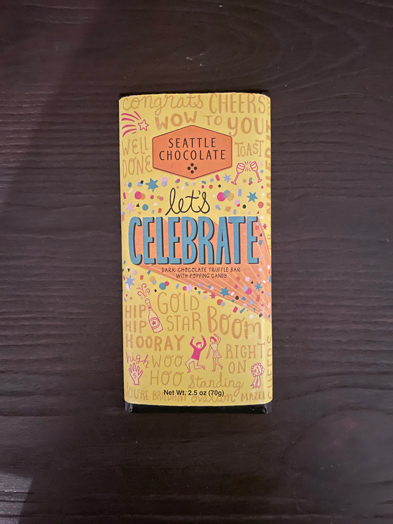 Seattle Chocolate - Lets Celebrate