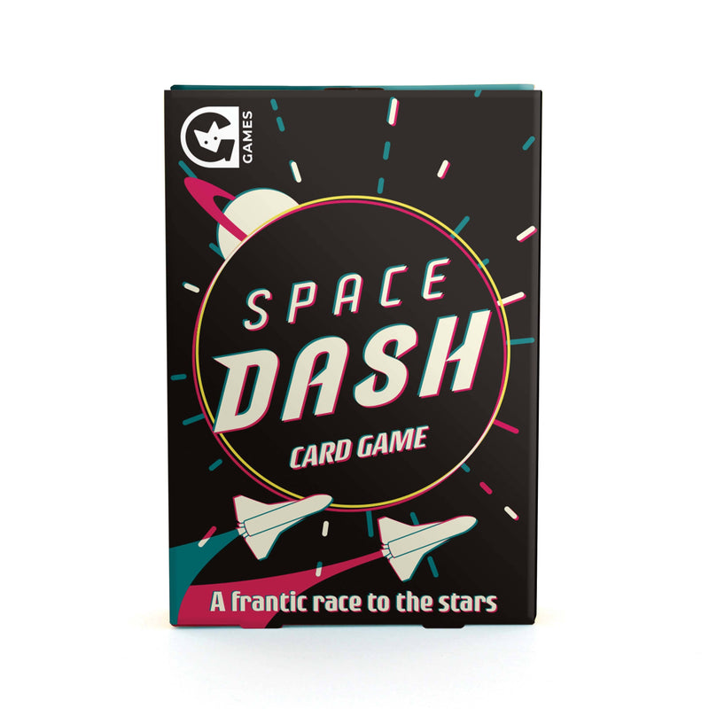 Space Dash Card Game