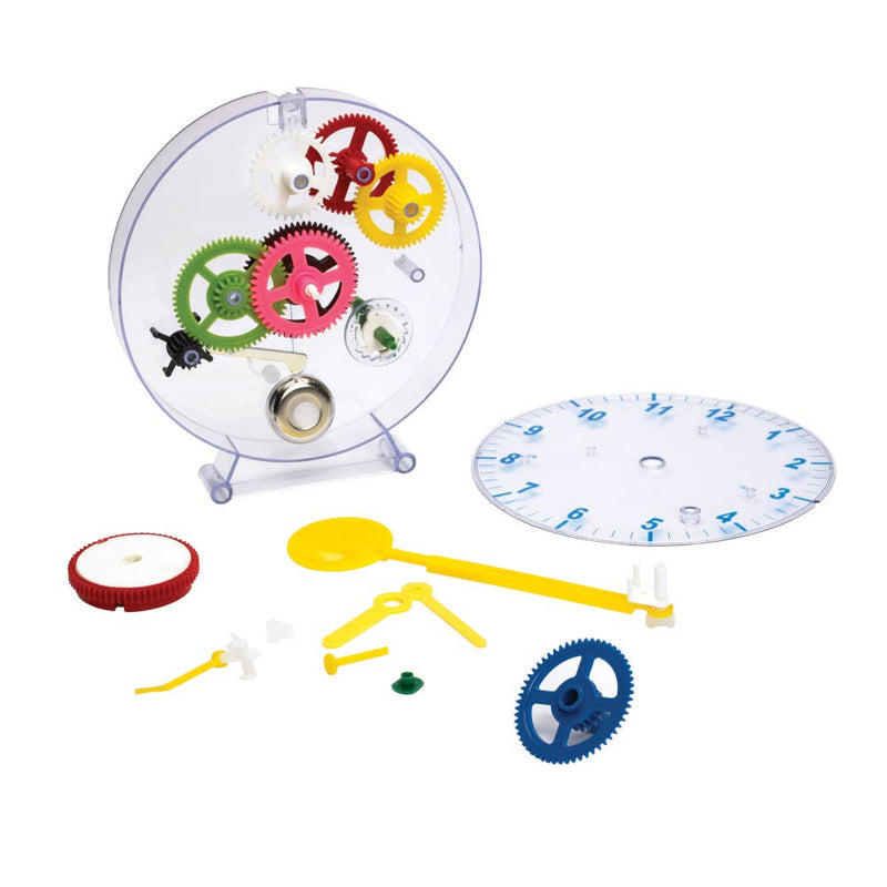 The Amazing Clock Kit - Educational DIY Build your own clock