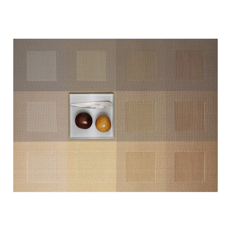 Chilewich Placemat - Engineered Squares in Gold